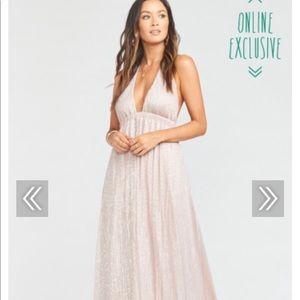 Show Me Your Mumu Magic Mauve Bridesmaids Dress
